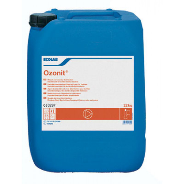 Ozonit valkaisu- & desinfiointiaine 22kg