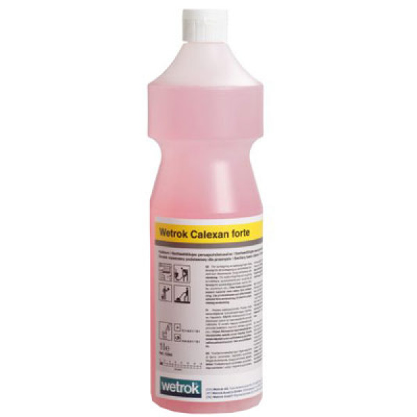 Wetrok Calexan Forte saniteettitilojen puhdistusaine 1L