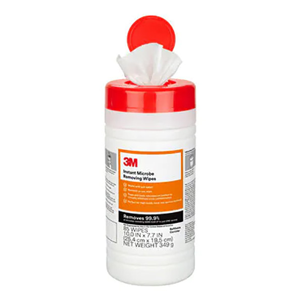 3M™ Instant Microbe Removing Wipes pintojen puhdistuspyyhe 85kpl