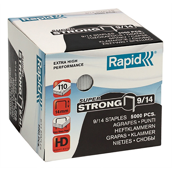 Nitomanasta Rapid Super Strong 9/14mm 5000kpl