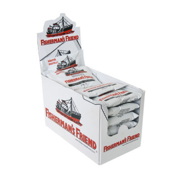 Fisherman's Friend Original pastilli 24x25g/pss