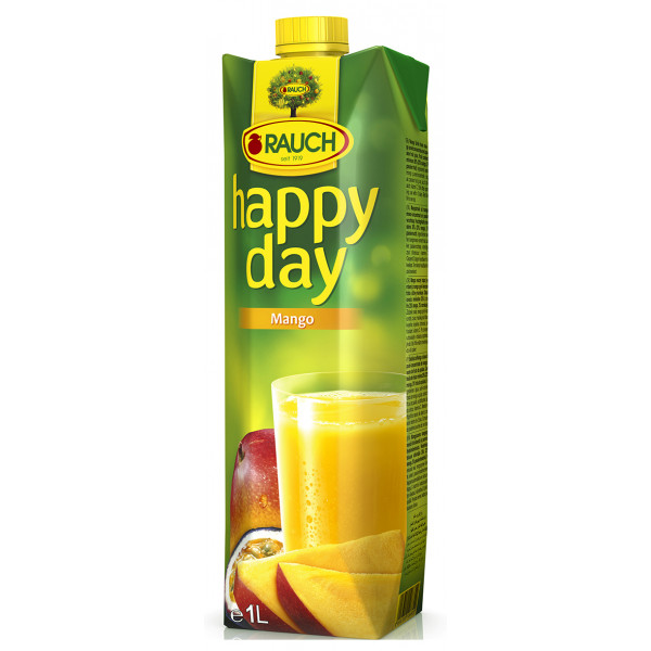 Rauch Happy Day mangonektari 1L