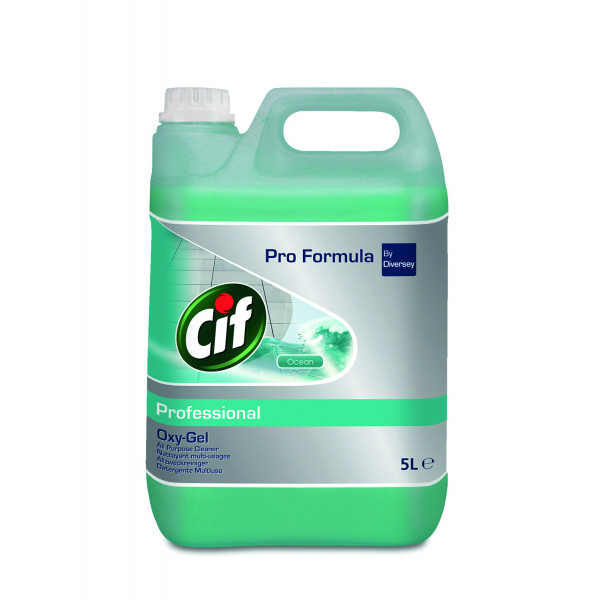 Cif Professional Oxy-gel yleispuhdistusaine 5L