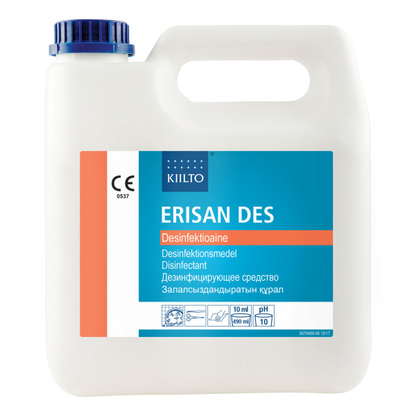 Erisan Des pesevä desinfektioaine 3L