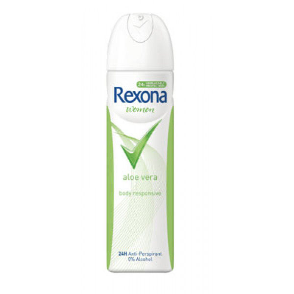 Rexona women Aloe Vera deodorantti 150ml spray