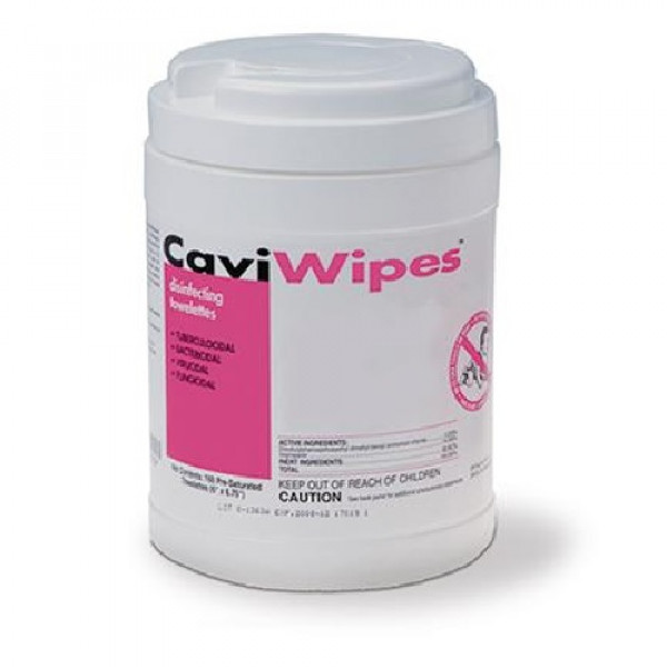 CaviWipes desinfektiopyyhkeet 160kpl