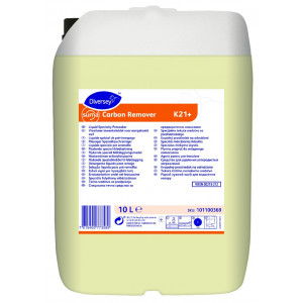 Suma Carbon Remover K21 liotusaine 10L