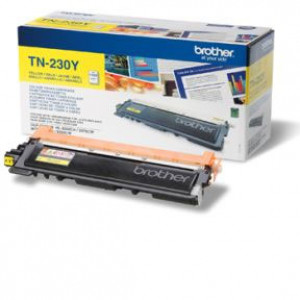 Brother TN-230Y keltainen värikasetti