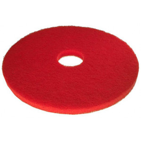 "3M Scotch-Brite Laikka 19""/480mm punainen"