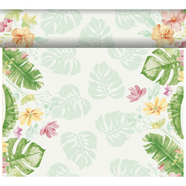 Dunicel® poikkiliina Tropical Garden 0,4x24m