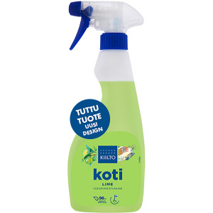 Kiilto Kodinpuhdistaja Lime spray 500ml