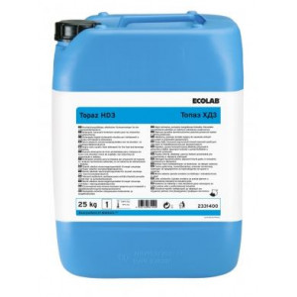 Topaz HD3 Emäksinen vaahtopesuaine 25kg