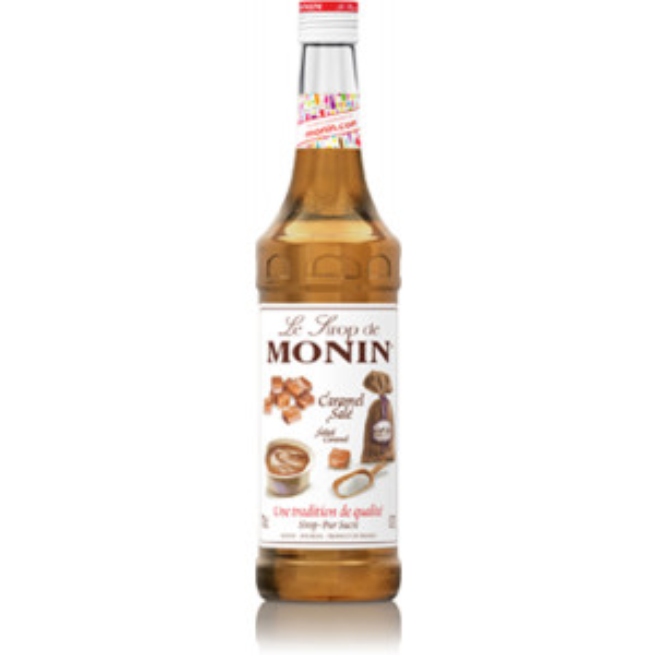Monin Siirappi Salted Caramel 70cl