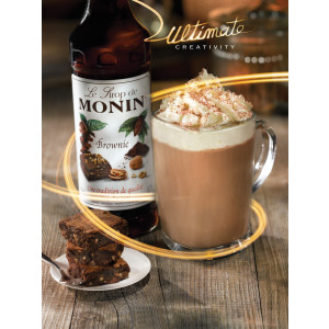 Monin Siirappi Brownie 70cl