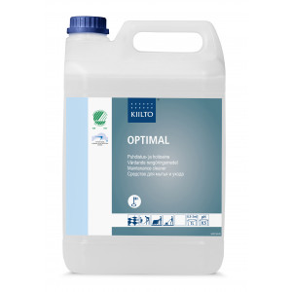 Kiilto Optimal lattioiden puhdistus- ja hoitoaine 5L