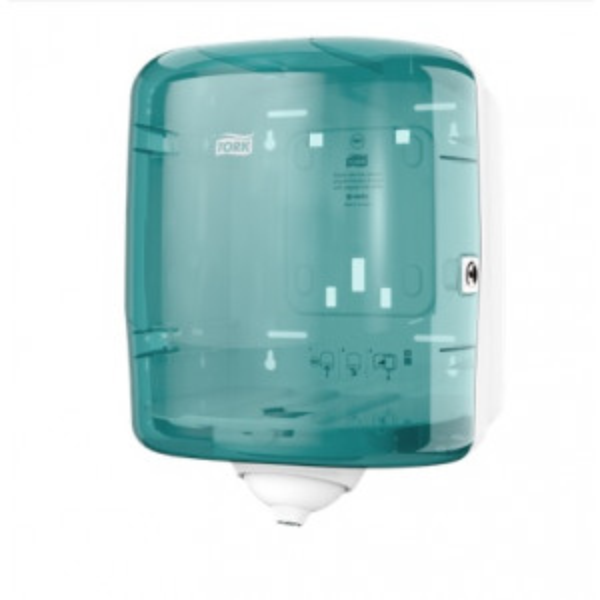 Tork M4 Reflex® vetopyyheannostelija turkoosi muovi