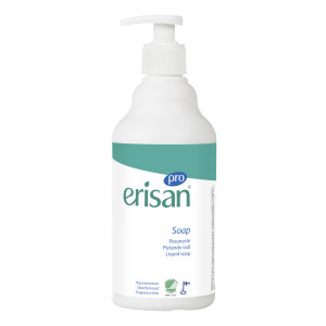 Erisan Soap pesuneste 500ml pumppupullo