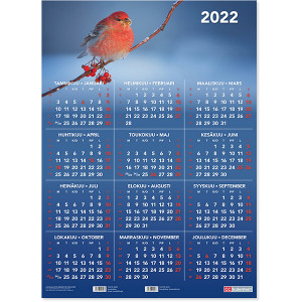 Vuosijuliste 2022