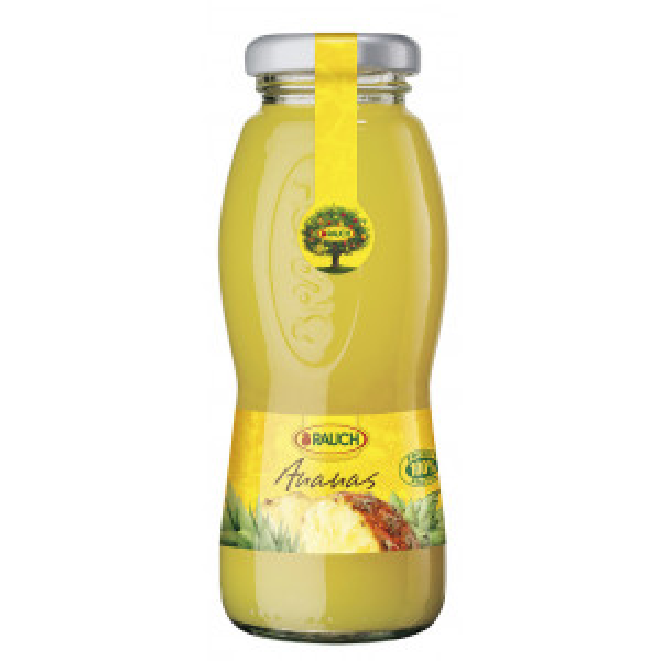 Rauch ananasmehu 24x0,2L