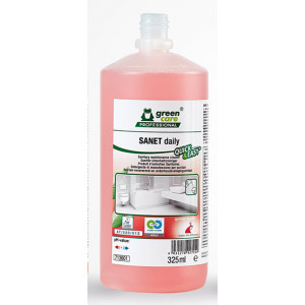 SANET daily Quick & Easy saniteettipuhdistusaine 325ml