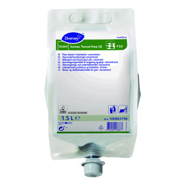 Taski Jontec Tensol free puhdistus- ja hoitoaine Intellidose 2x1,5L (100883796)