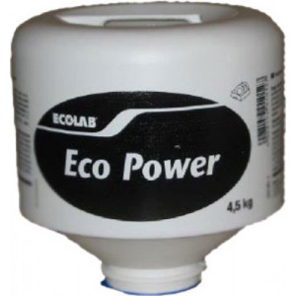 Eco Power kiinteä koneastianpeuaine 4,5kg