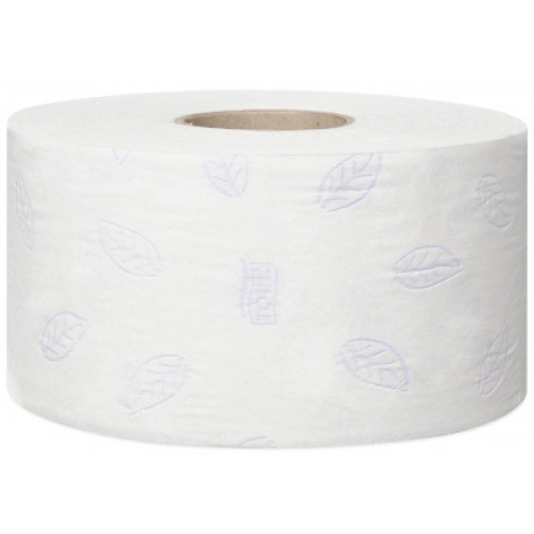 Tork T2 Premium Extra Soft Mini Jumbo wc-paperi 3-krs valkoinen 12rll