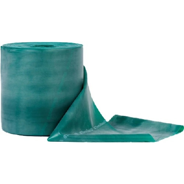 TheraBand vastuskuminauha vihreä 12,5cm x 45,72m