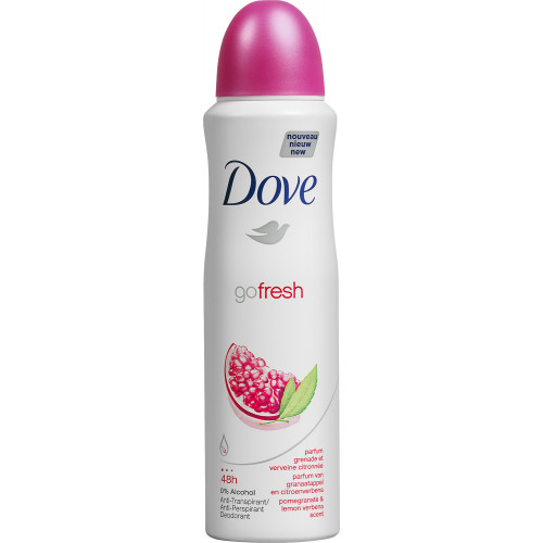 Dove Go Fresh Pomegranate & lemon deodorantti 150ml spray
