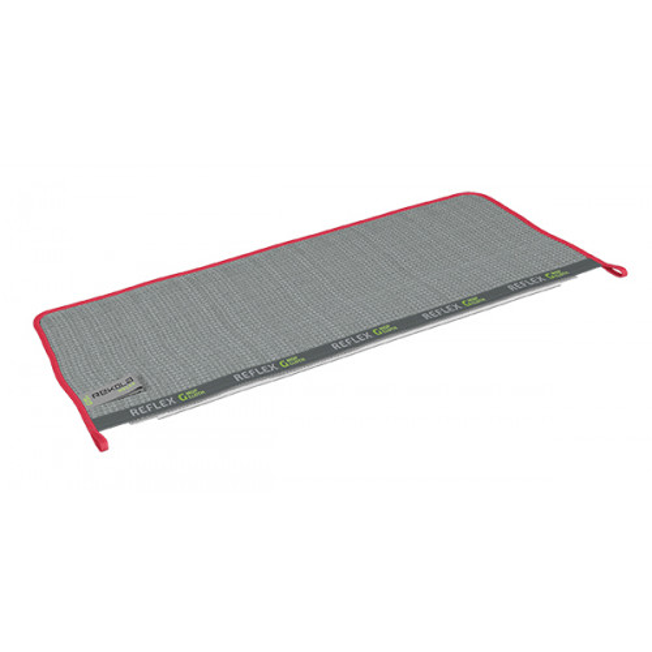 Reflex G moppipyyhe mikrokuitu/PE punainen reunus  54x22,5cm 5kpl