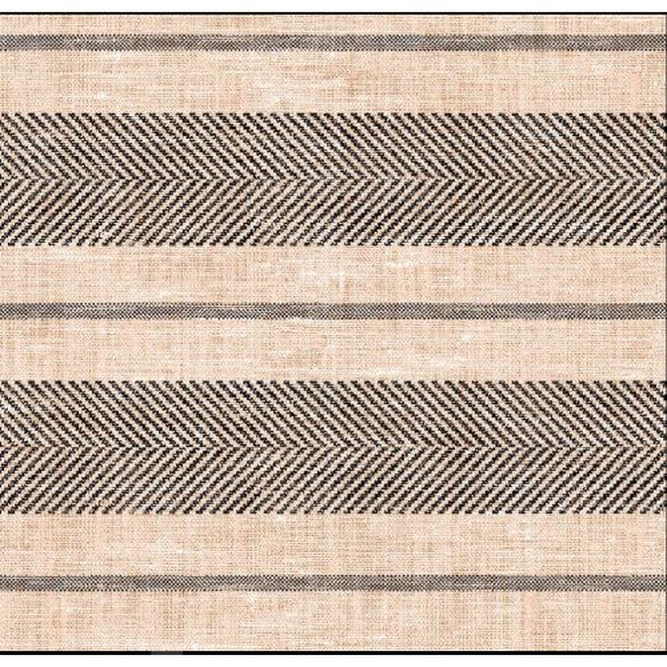 Dunilin® lautasliina Malia musta 40x40cm 1/4