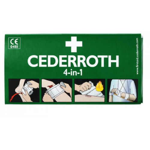 Cederroth 4-in-1 iso ensiapuside