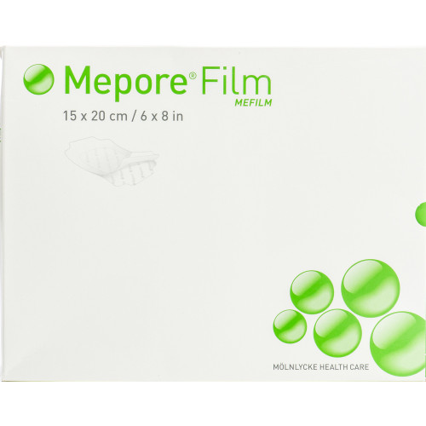 Mepore Film Haavakalvo 15x20cm 10kpl