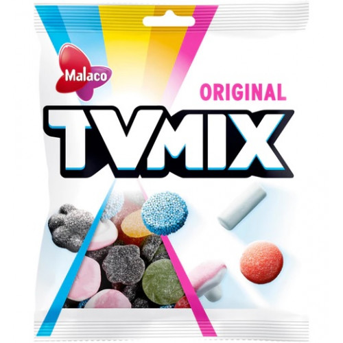 TV Mix Original makeissekoituspussi 325g
