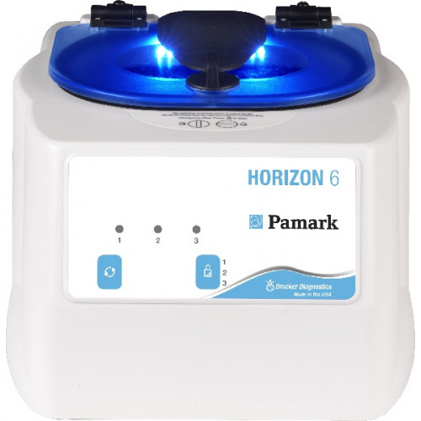 HORIZON-6 sentrifuugi 6 putkelle