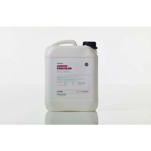 Contec® Sterile ProChlor SBC502PC desinfektioaine 5L