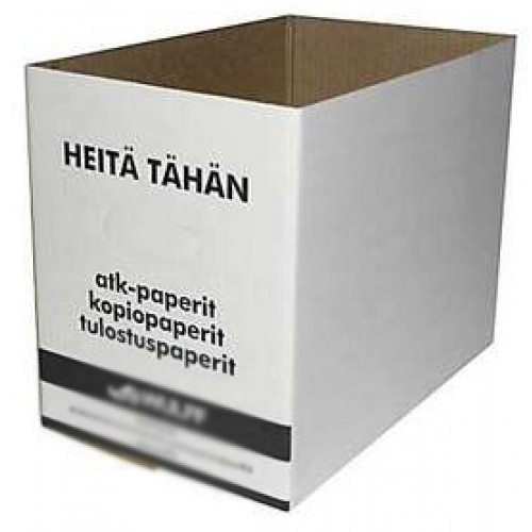 Paperinkeräyslaatikko 27L konttoripaperille