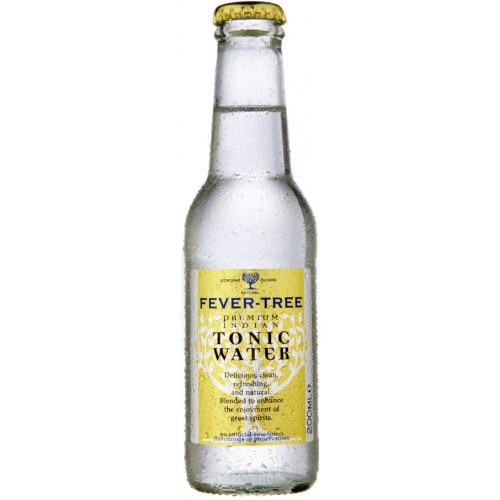 Fever-Tree Premium Indian Tonic Water 24x0,2L (ei sis. panttia)
