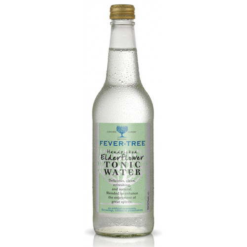 Fever-Tree Eldelflower Tonic 24x0,2L (ei sis. panttia)