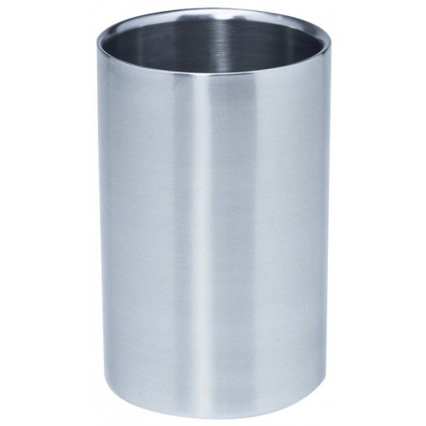 Viininjäähdytin 2-seinäinen RST/termoeristys 10,5x18,5cm