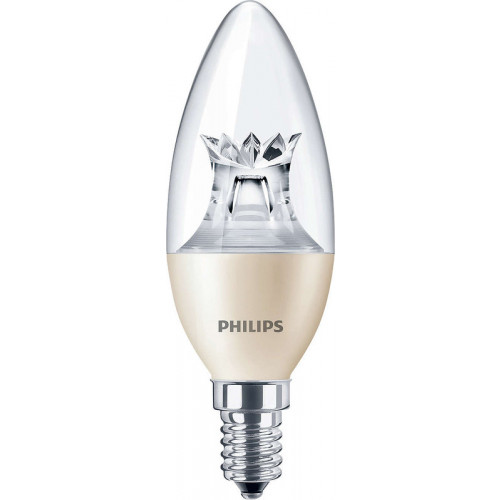 Philips Candle DT 4-25W E14 B38 CL Master  LED-lamppu