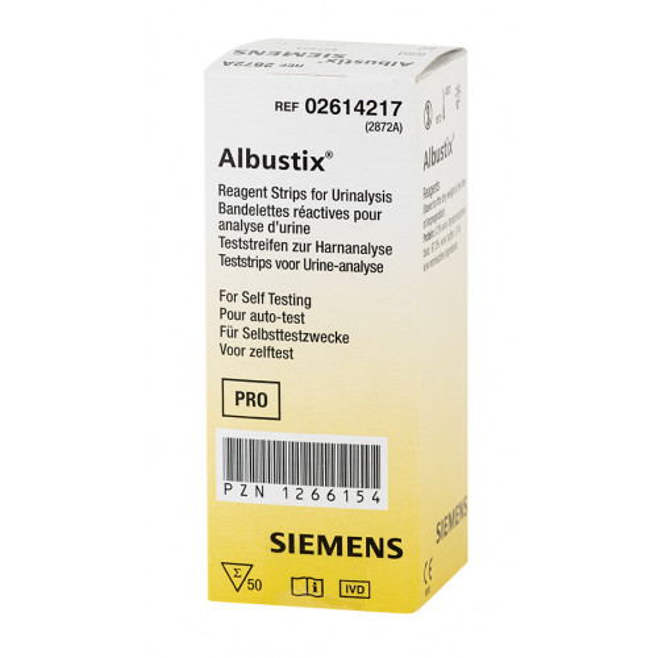 Albustix® virtsatestiliuska 50kpl
