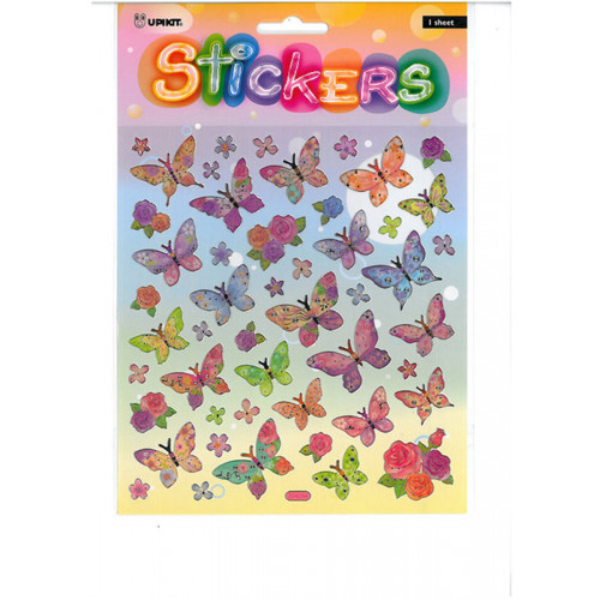 Tarra-arkki perhoset