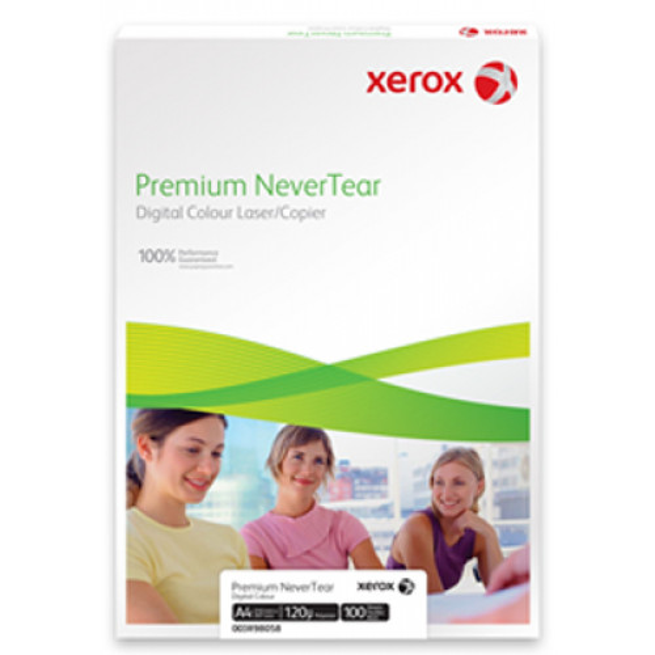 Synteettinen paperi Xerox Premium NeverTear A4 100kpl