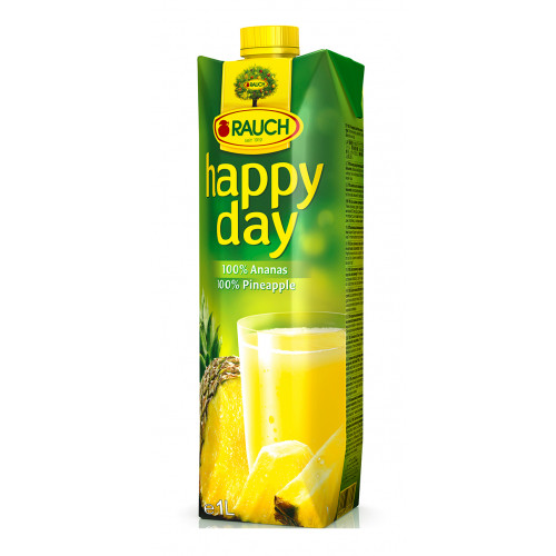 Rauch Happy Day ananasmehu 1L