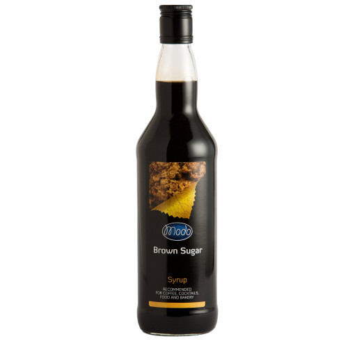 Modo Siirappi Brown Sugar (Fariinisokeri) 75cl