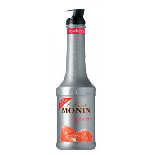 Le Fruit de MONIN Puree Strawberry (mansikka) 100cl