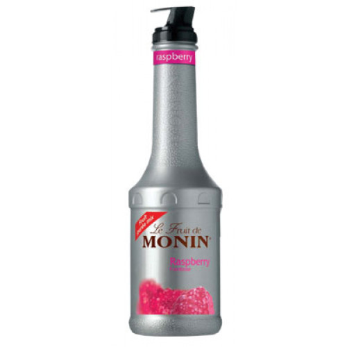 Le Fruit de MONIN Puree Rasperry (vadelma) 100cl