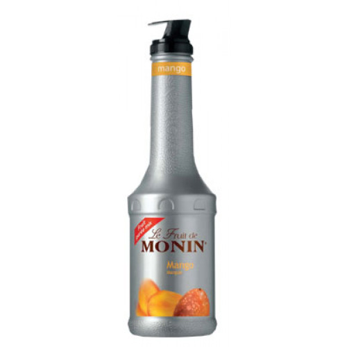Le Fruit de MONIN Puree Mango100cl