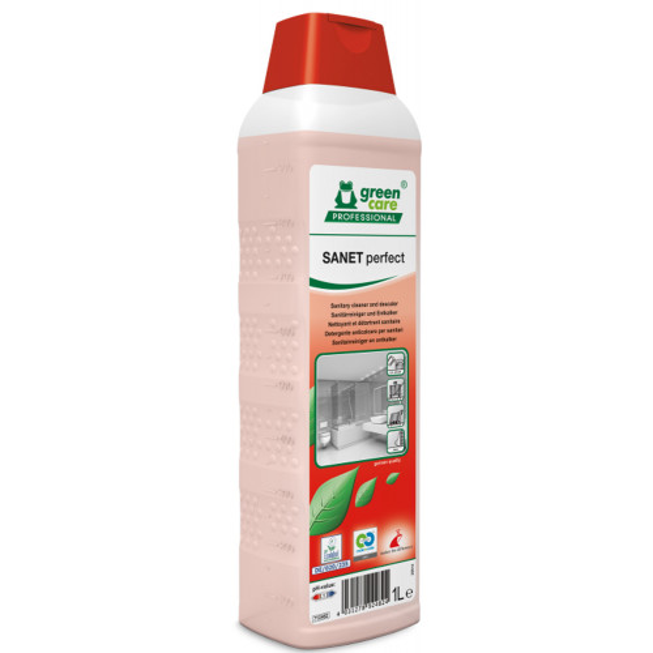 SANET perfect saniteettipuhdistusaine kalkinpoisto 1L
